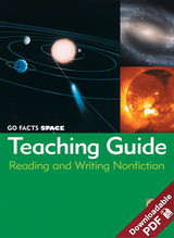 Go Facts - Space - Teaching Guide