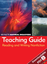 Go Facts - Natural Disasters - Teaching Guide