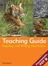 Go Facts - Habitats - Teaching Guide