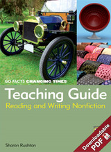 Go Facts - Changing Times - Teaching Guide