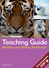 Go Facts - Mammals - Teaching Guide