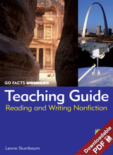 Go Facts - Wonders - Teaching Guide