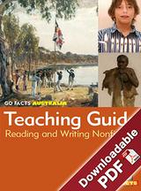 Go Facts - Australia Set 1 - Teaching Guide