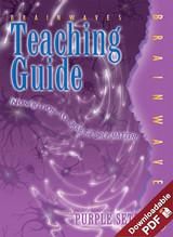 Brainwaves - Purple - Teaching Guide