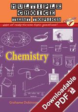 Multiple-Choice Test Topics - Chemistry