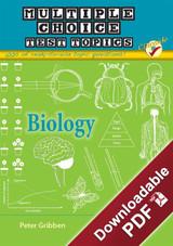 Multiple-Choice Test Topics - Biology