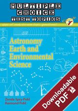 Multiple-Choice Test Topics - Astronomy, Earth and Environmental Science