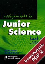 Assignments in Junior Science - Book 4 - Coordination and Ecology
