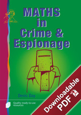 Instant Lessons - Maths in Crime & Espionage
