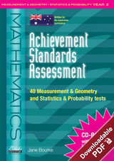 Achievement Standards Assessment: Mathematics - Measurement & Geometry and Statistics & Probability Year 2