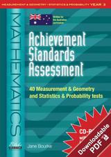 Achievement Standards Assessment: Mathematics - Measurement & Geometry and Statistics & Probability Year 3