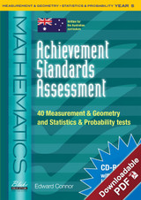 Achievement Standards Assessment: Mathematics - Measurement & Geometry and Statistics & Probability Year 5