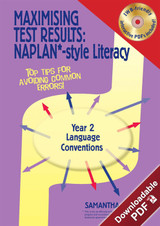 Maximising Test Results - NAPLAN*-style Year 2 Literacy: Language Conventions