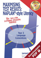 Maximising Test Results - NAPLAN*-style Year 3 Literacy: Language Conventions