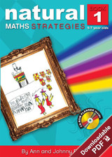Natural Maths Strategies - Book 1 - Lower Primary - Ages 5-7