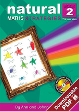 Natural Maths Strategies - Book 2 - Middle Primary - Ages 7-9