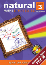 Natural Maths Strategies - Book 3 - Upper Primary - Ages 9-11