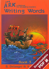 The ARK - Writing Words - Book 3