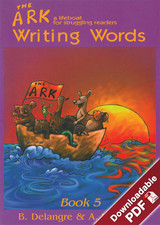The ARK - Writing Words - Book 5