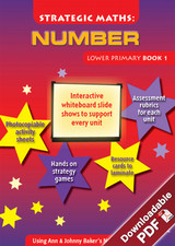 Strategic Maths: Number Lower Primary Book 1
