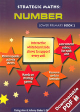 Strategic Maths: Number Lower Primary Book 2
