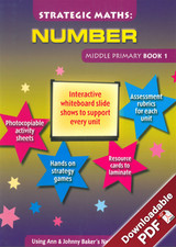 Strategic Maths: Number Middle Primary Book 1