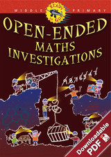 Ready-to-Go - Open-ended Maths Investigations - Middle Primary