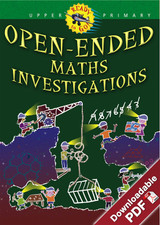 Ready-to-Go - Open-ended Maths Investigations - Upper Primary
