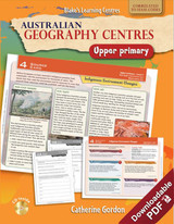 Australian Geography Centres Upper Primary