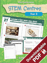 Blake's Learning Centres: STEM Centres - Year 3