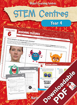 Blake's Learning Centres: STEM Centres - Year 4
