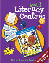 Blake's Learning Centres Literacy Book 3