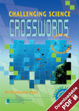 Challenging Science Crosswords - Book 1