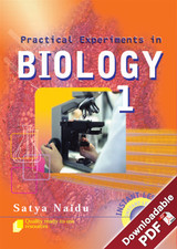 Practical Experiments in Biology - Book 1