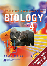 Practical Experiments in Biology - Book 4