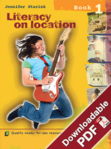 Literacy on Location - Book 1