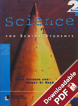 Science Topics for Senior Students - Book 2