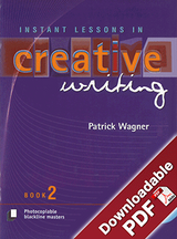 Instant Lessons in Creative Writing - Book 2