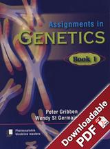Assignments in Genetics - Book 1
