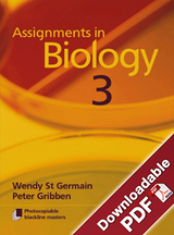 Assignments in Biology - Book 3