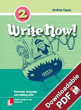 Write Now! - Grammar, Language and Editing Skills - Book 2
