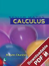 Senior Maths - Calculus