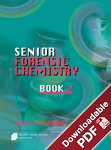 Senior Forensic Chemistry Book 2