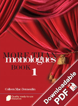 Instant Lessons - More than Monologues - Book 1