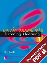 Instant Lessons - Music Essentials - Listening and Learning - Book 1
