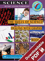Instant Lessons PowerPoint - The Skills of Science - Dealing with Graphs Book 4