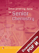 Instant Lessons - Interpreting Data in Senior Chemistry