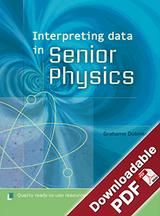 Instant Lessons - Interpreting Data in Senior Physics