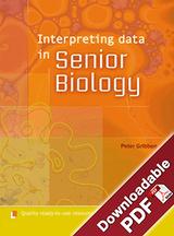 Instant Lessons - Interpreting Data in Senior Biology
