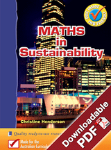 Instant Lessons - Maths in Sustainability
